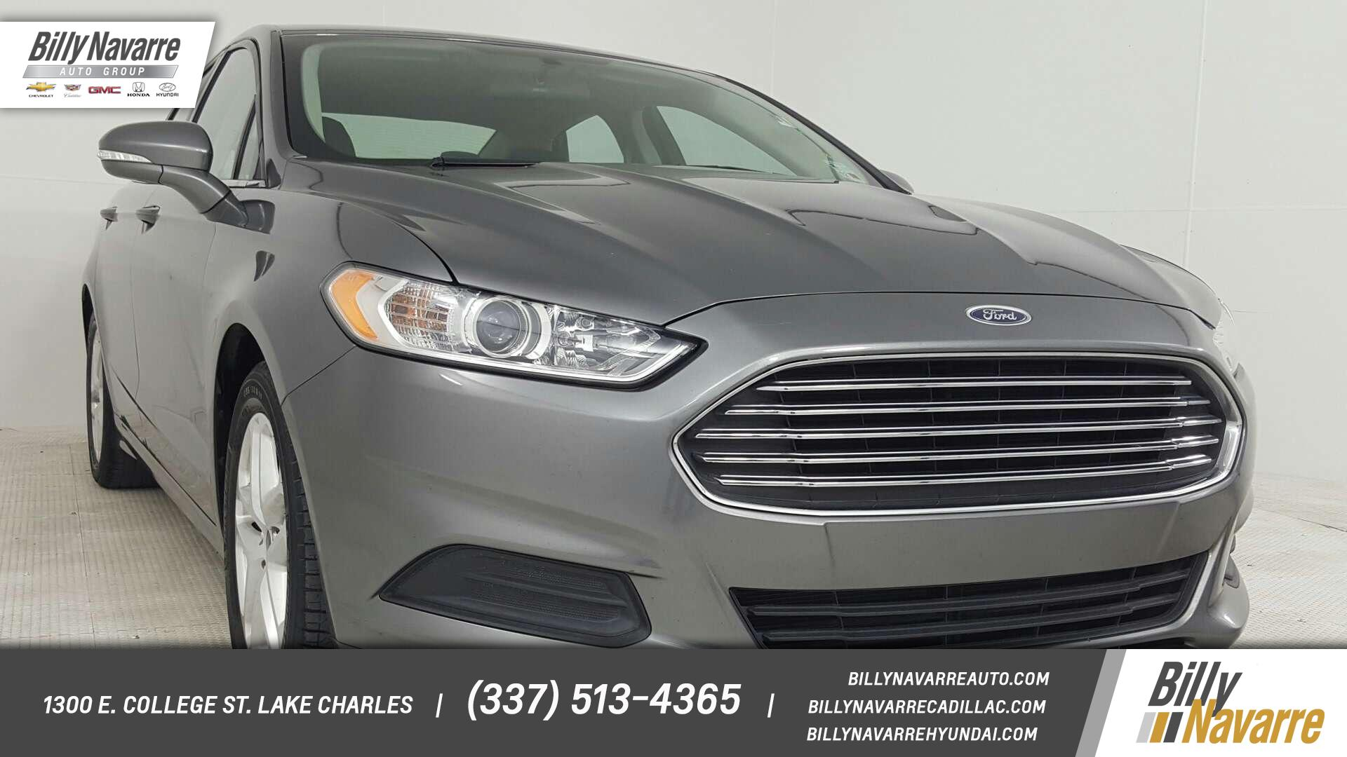 hight resolution of 2014 ford fusion vehicle photo in lake charles la 70607