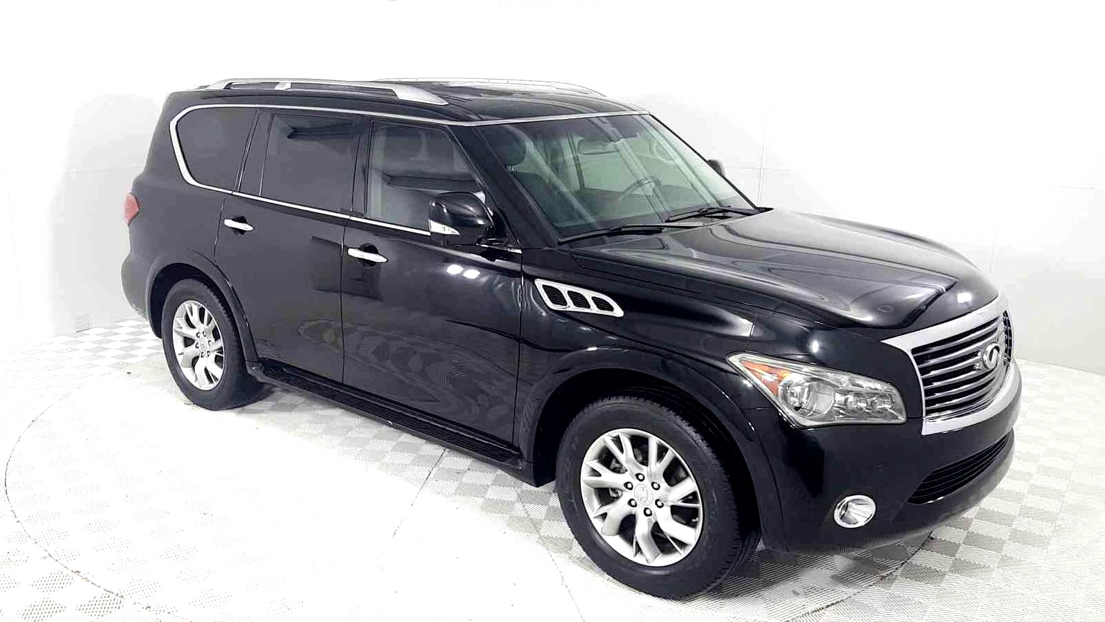 hight resolution of 2011 infiniti qx56 base euless tx 99
