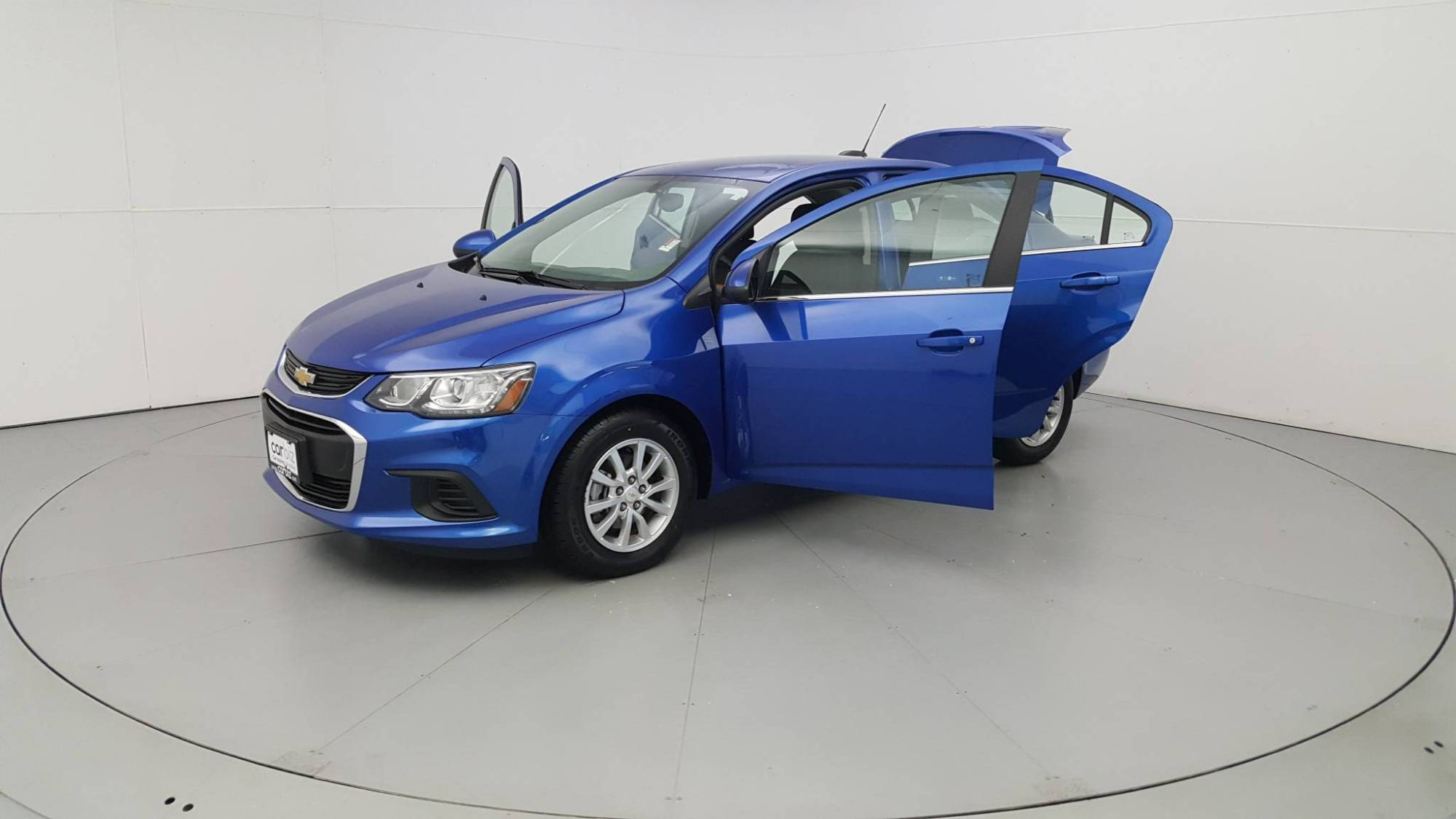 hight resolution of pre owned 2019 chevrolet sonic lt