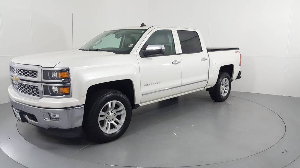 medium resolution of  pre owned 2014 chevrolet silverado 1500 ltz