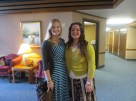 We had zone conference this week and Sister Jeppson was there! I love her :)