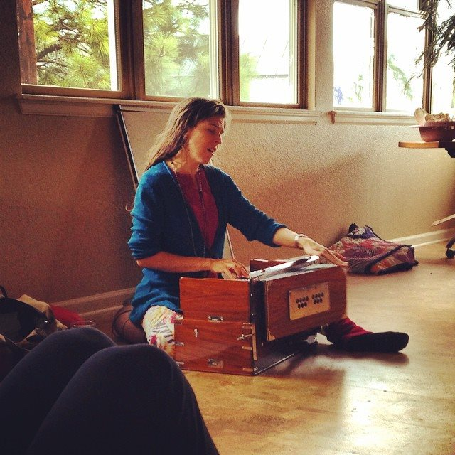 The Katie Wise Kirtan Band