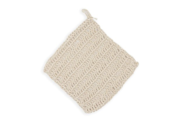 Natural hemp cloth