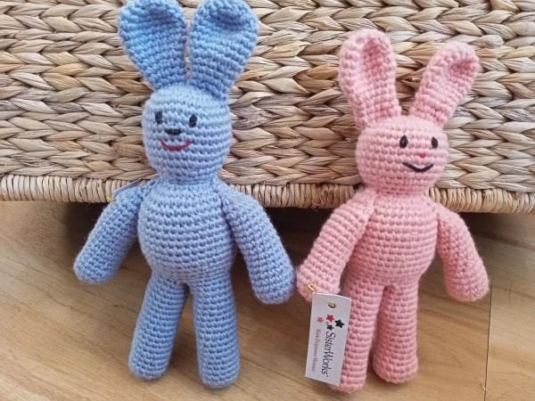 Tsering - Baby Bunnies Toys