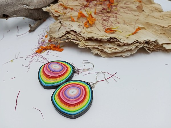Limited Quilling Earrings