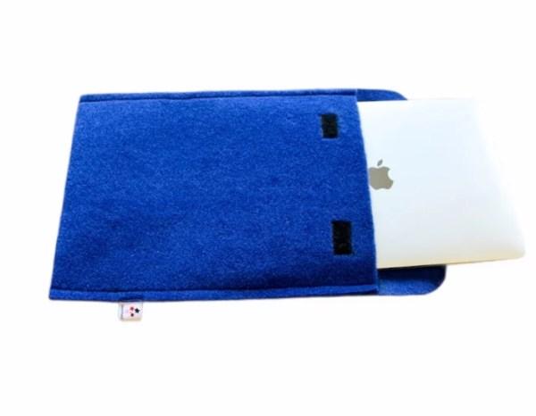 Reusable laptop case