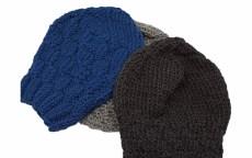 Ana Maria - Unisex Woollen Beanies