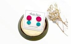 Lizzette - Roses Earrings