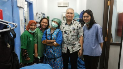 Bersama Prof. Dr. Triyono KSP, Sp.Rad(K) di IDIK