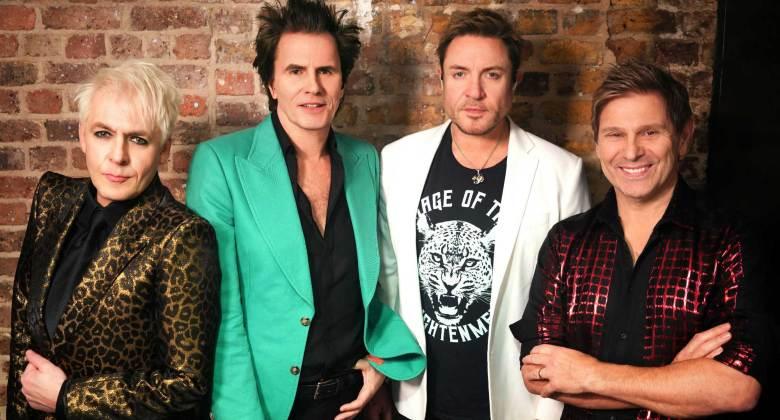 Duran Duran publicity photo