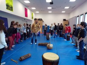 Initiation percussions