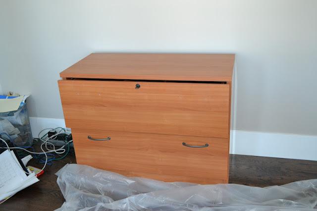 My Weekend And Painting Wood Laminate Furniture Sita