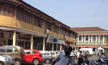 The original market area - with covered verandahs
