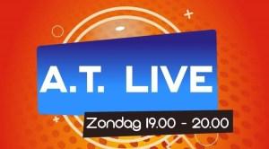 A.T. Live met Anoep (20:00 – 21:00 uur)