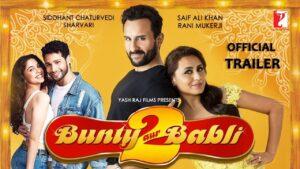 Bekijk de eerste trailer van de Bollywood film Bunty aur Babli 2