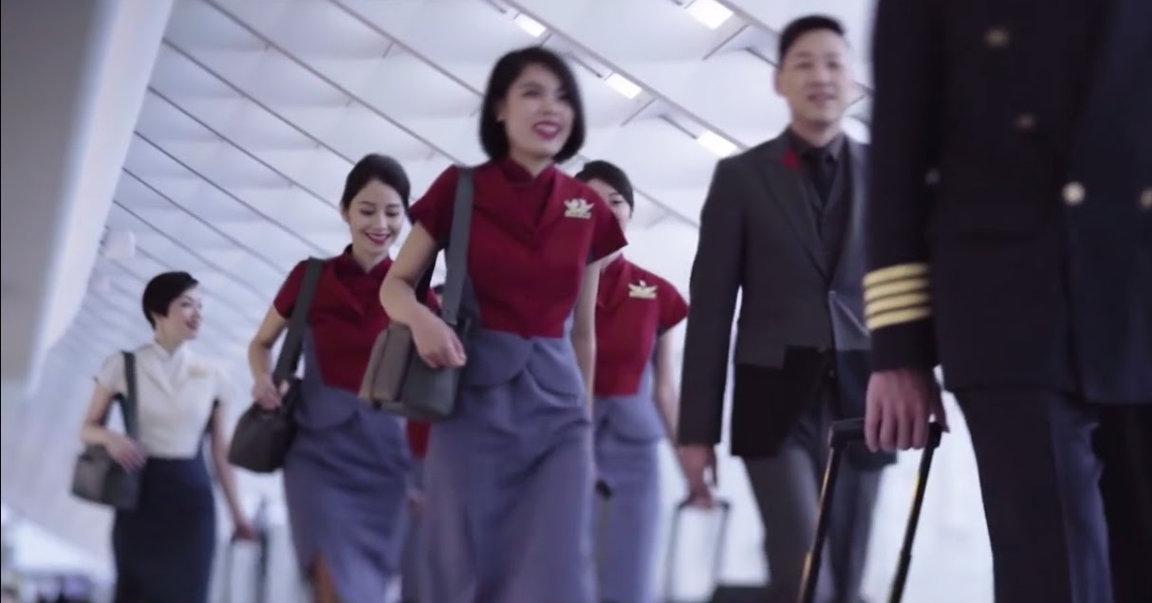 考空姐部落格 劉平空姐學園 - 空服招募@華信航空招募空服員
