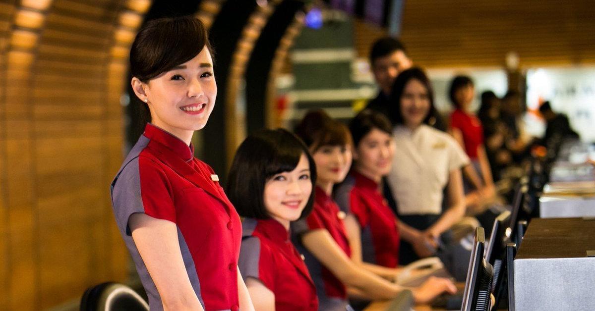 地勤招募@中華航空招募地勤組員 - 考空姐部落格 · 航空面試順利過關 劉平空姐學園