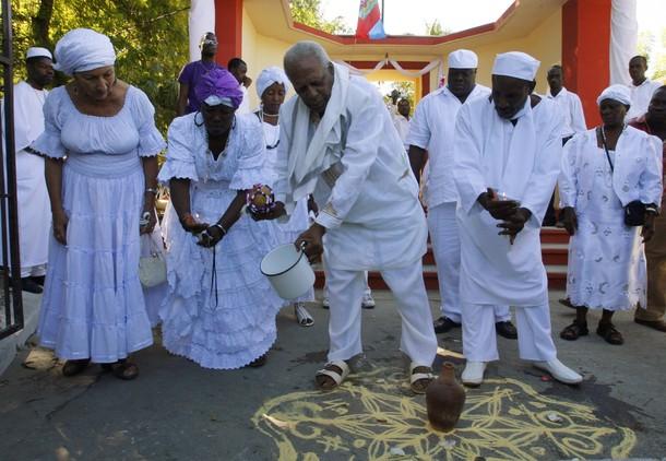 Image result for vaudou haitien