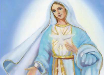 Résultats de recherche d'images pour «fidélité de la vierge marie»