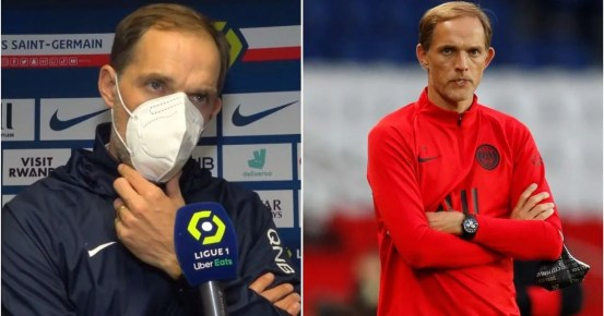 Thomas Tuchel was fired by Paris Saint-Germain just a day after giving a controversial interview