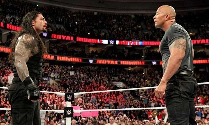 Reigns and The Rock could meet at WrestleMania