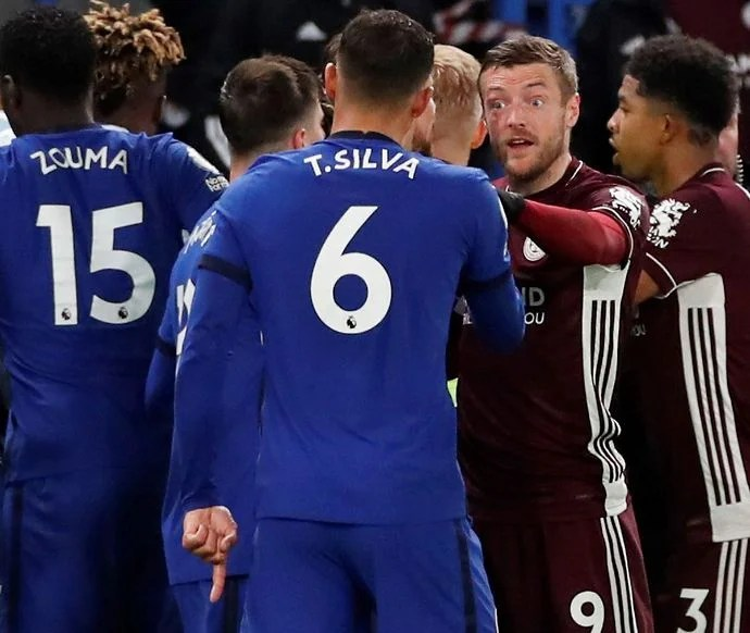 Chelsea - Leicester 2:1 More emotions