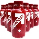 BevNet EBOOST Super Berry Shot healthy energy drink mix