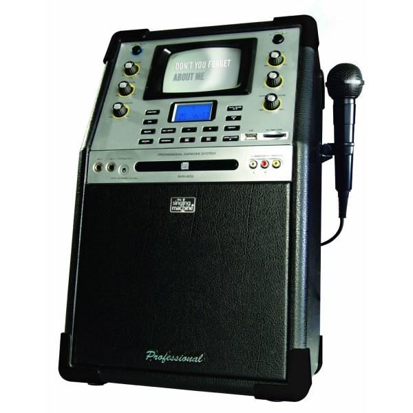 Singing Machine Smg-903 Cd Karaoke System With 5.5