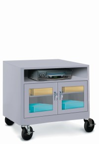 Audio/Video Storage Cabinets Appliance Storage ...