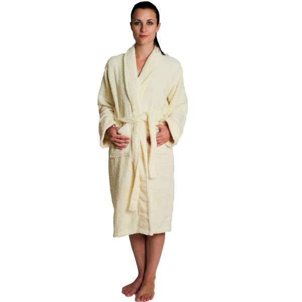 Bathrobe Terry Cloth Terrycloth Bath Robe - 39.99 Women And Men 100 Cotton