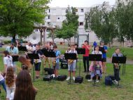 Fanfare de l'école de musique