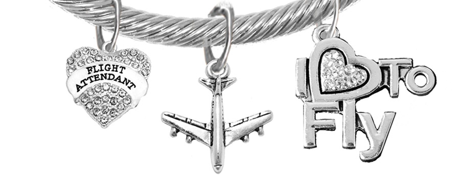 Flight Attendant Bracelet