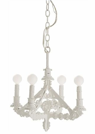 This Fixture Adds A One Of Kind Splash White To Any Small E Course We Love It