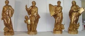 Statues XVIIème