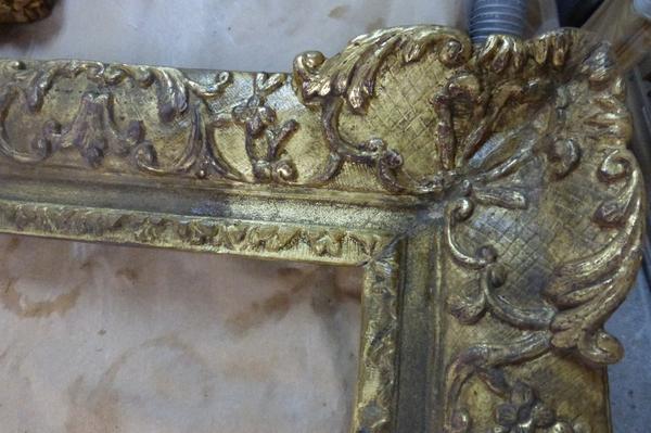 L'entretien des objets dorés et polychromes