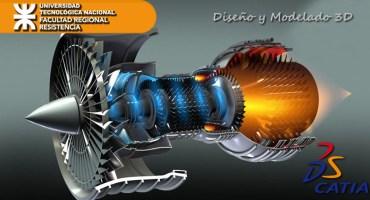 catia V1 turbina