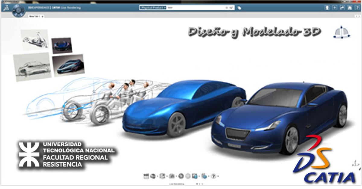 Diseño y Modelado Mecánico 3D con CATIA V5