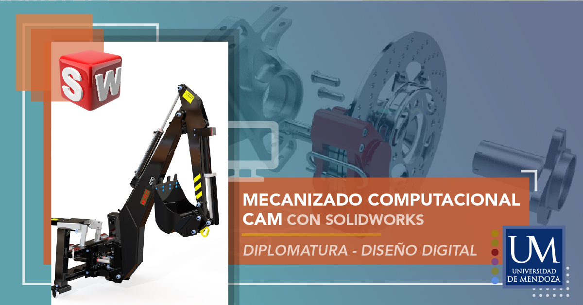 Diplomatura en Mecanizado Computacional CAM con Solidworks®