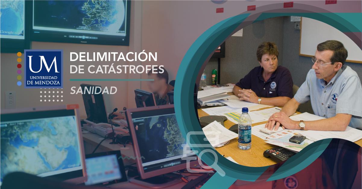 DELIMITACIÓN DE CATÁSTROFE