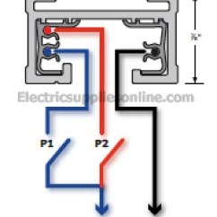 Wiring A Light Fixture Diagram 2008 Dodge Nitro Engine Track Data How To Install Two Circuit Lighting Fixtures Led Strip