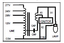 400w hps ballast wiring diagram wiring diagram hps ballast wiring diagram