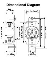 Nema 14 30r Plug L14-30R Plug wiring diagram ~ ODICIS.ORG