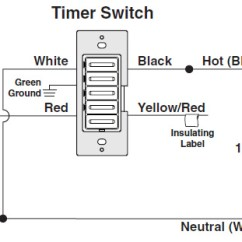 Leviton Decora Three Way Switch Wiring Diagram Trailer 7 Ford 3 Are Toyskids Co Electricsuppliesonline Com Ltb60 1lz Timer A Wire For Dummies