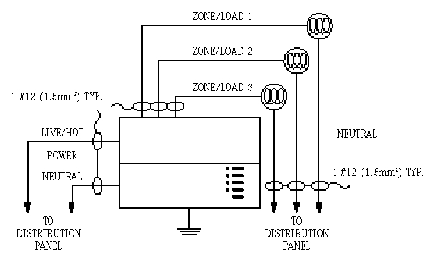 Lutron Grafik Eye Wiring Diagram Lutron Grafik Eye Qs Programming