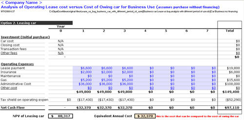 auto lease vs purchase calculator - April.onthemarch.co
