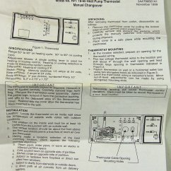 Janitrol Hpt18 60 Thermostat Wiring Diagram Prs Custom 22 Best Library Diagrams For Dummies