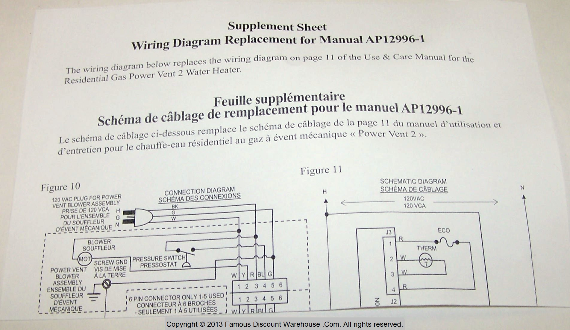hight resolution of sp20161a rheem gas control thermostat kit ng rheem furnace wiring schematic