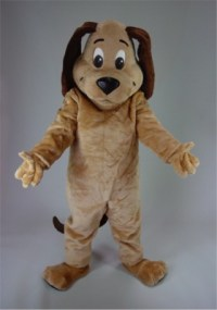 Cartoon Dog Mascot Costume, Dog Mascot Costume