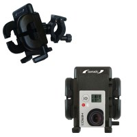 Gomadic Bike Handlebar Holder Mount System suitable for ...