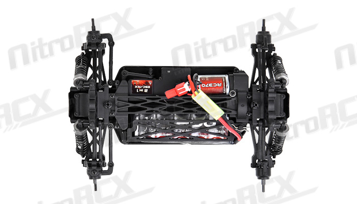 Iron Track Electric Centro 1:18 4WD Truggy Ready to Run